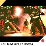 concert Les Tambours De Brazza