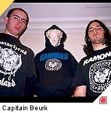 concert Captain Beurk