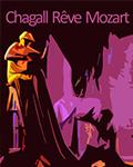 Concert Chagall Reve Mozart