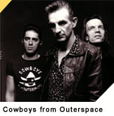 concert Cowboys From Outerspace
