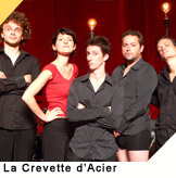 concert La Crevette D'acier