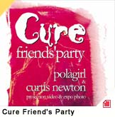 concert A Cure Friends Party