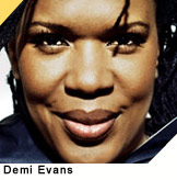 concert Demi Evans