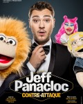 spectacle Contre-attaque  de Jeff Panacloc