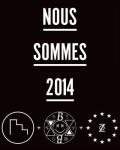 Nous sommes 2014 : 3 soirées pour fêter la fin de l'année 2013