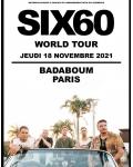 En Nouvelle-Zélande ils jouent devant 50 000 spectateurs, en France ils seront en concert à Paris en novembre 2021