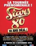 spectacle  de Stars 80 - 10 Ans Deja !