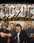 AC/DC en concert au Stade de France le 23/05 ('Rock or Bust World Tour 2015)