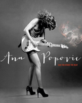 Ana Popovic - Navajo moon - Live Paris 2015