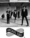 Arcade Fire à Paris : les billets en vente en magasin