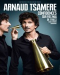 spectacle Enfin Sur Scene de Arnaud Tsamere