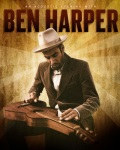 Ben Harper à l'affiche des festivals européens cet été