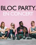 concert Bloc Party