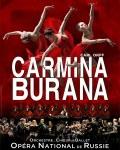 concert Carmina Burana (ballet Orchestre Et Choeur De L'opera De Russie)