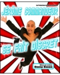 spectacle  de Jerome Commandeur