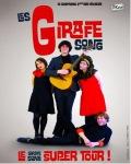 concert Girafe Song (cie 3eme Acte)