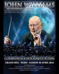 concert John Williams Philharmonic Cine Concert