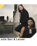 concert Julia Sarr