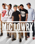 concert Mic Lowry