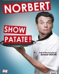 concert Norbert One Man Show Patate!