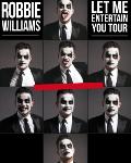 RESERVEZ / Evènement : Robbie Williams en concert au Zénith de Paris le 30 mars 2015