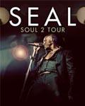 RESERVEZ / Seal en double concert à l'Olympia pour défendre l'album