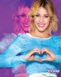 TOURNEE / Le phénomène Violetta Live en concert au Zénith de Paris en 2015 !