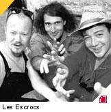 concert Les Escrocs
