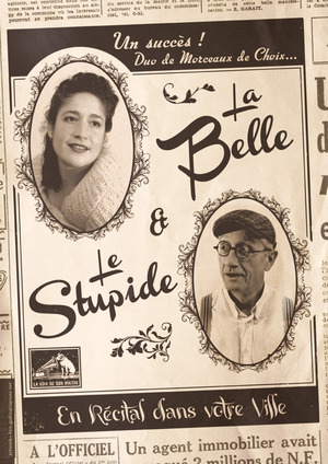 concert La Belle Et Le Stupide