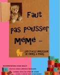 concert Faut Pas Pousser Meme ! (cie A Pas De Louve)