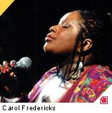 concert Carole Fredericks