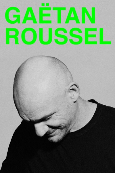 concert Gaëtan Roussel