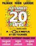 concert Ils S'aiment Depuis 20 Ans (laroque / Robin / Palmade)