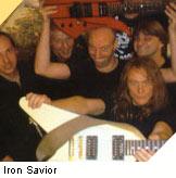 concert Iron Savior