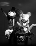concert Klink Clock