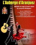 concert L'auberge D'aranjuez (bernard Commandeur)