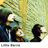 concert Little Barrie