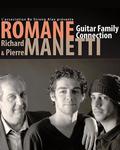 concert Guitar Family Connection (romane / Pierre / Richard Manetti)