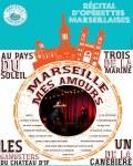 concert Marseille Mes Amours