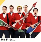 concert Me First And The Gimme Gimmes