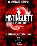 concert Mistinguett Reine Des Annees Folles