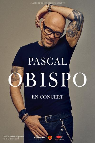 spectacle Spectacle de Pascal Obispo