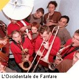concert L'occidentale De Fanfare