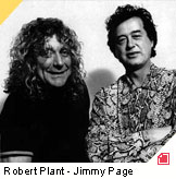 concert Jimmy Page/robert Plant