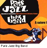 Concert Paris Jazz Big Band