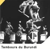 concert Les Tambours Du Burundi