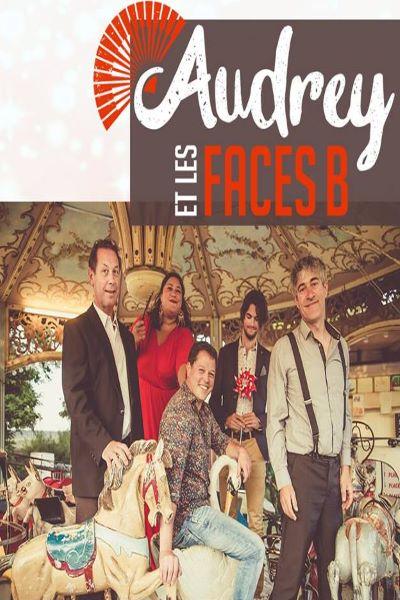 concert Audrey Et Les Faces B