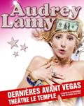 concert Audrey Lamy