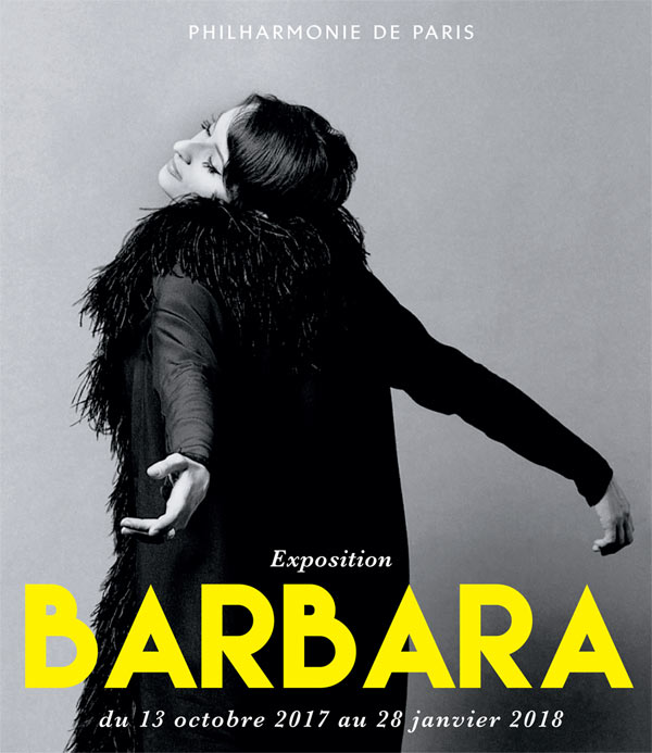 FOCUS / Barbara, souviens toi ! Hommage est rendu à la Grande dame à travers une exposition à la Philharmonie et des concerts