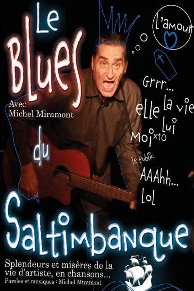 concert Le Blues Du Saltimbanque